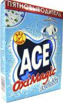 Пятновыводитель Ace Oxi Magic White (500г)