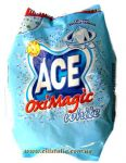Пятновыводитель Ace Oxi Magic White (200г)