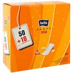 Bella Panty Soft 50 + 10 шт.