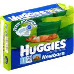 Подгузники Huggies Newborn 2-5 кг (28шт)