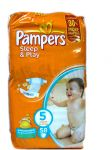 Подгузники Pampers Sleep & Play Junior [5] 11-25 кг (58шт)
