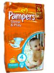 Подгузники Pampers Sleep & Play Maxi [4] 7-18 кг (68шт)